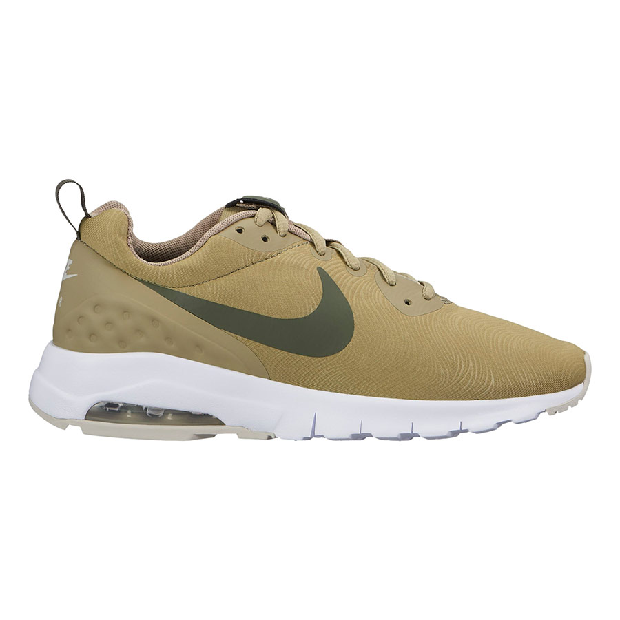 new product 644e8 a1c9f Chaussures Nike Air Max Motion Low SE marron vert femme   deporvillage