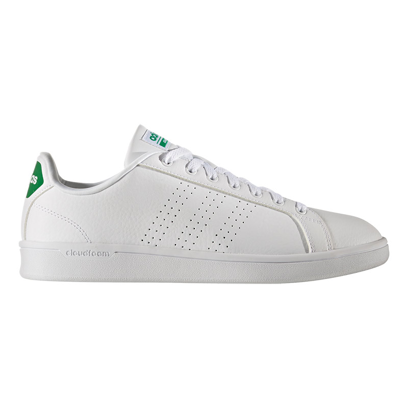 detailed look cef39 113f6 Chaussures adidas CloudFoam Advantage Clean blanc  deporvill