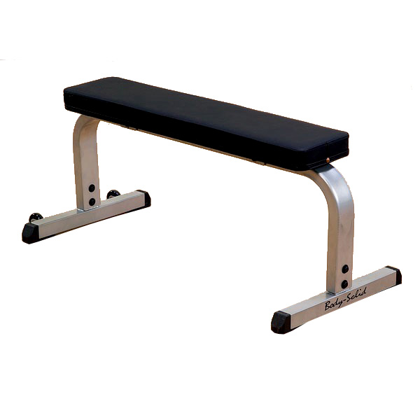 Schoudertas Retour Heavy Duty : Banc body solid heavy duty flat bench deporvillage