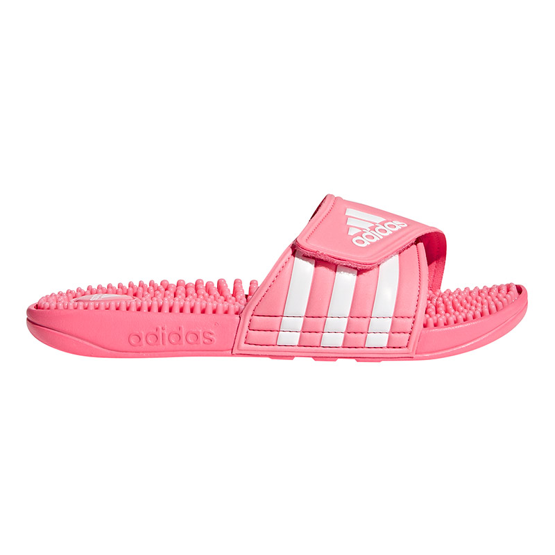 save off 2b4d5 bbb9a Claquettes adidas Adissage rose femme  deporvillage