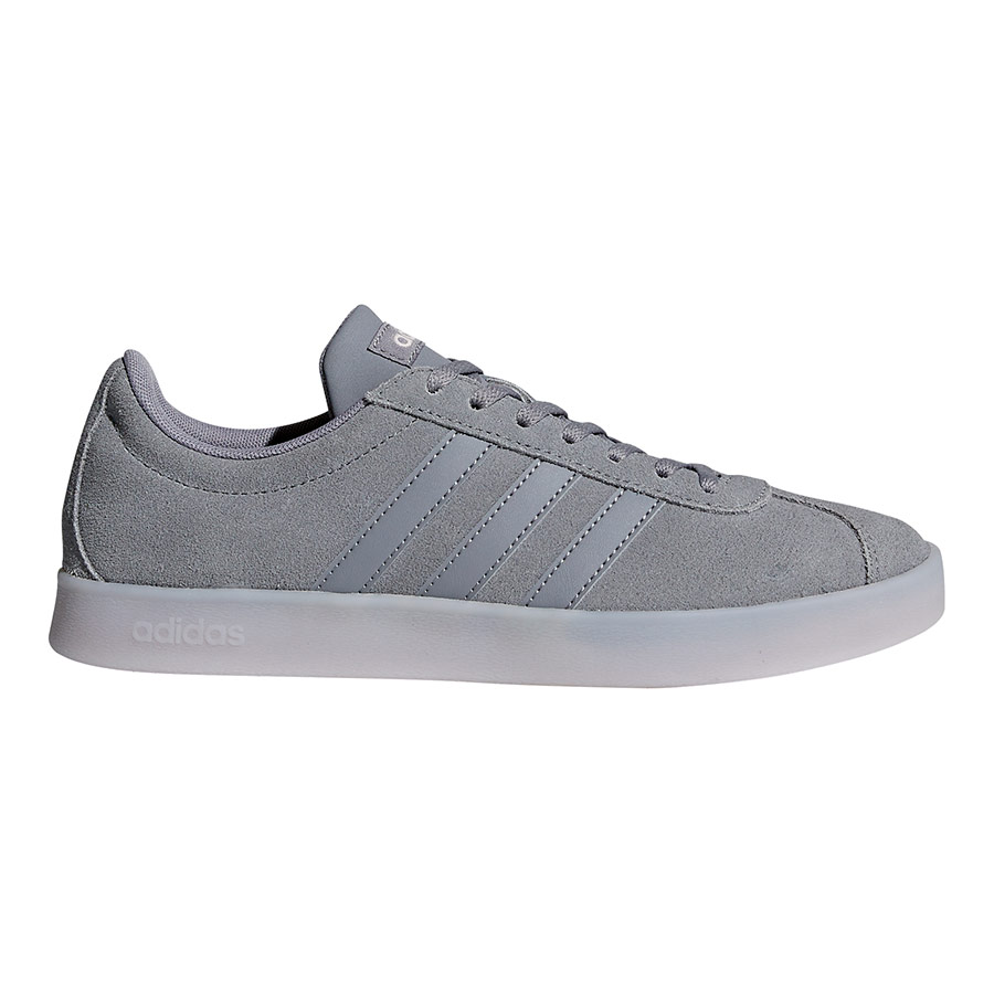 promo code 5e0bf 12acd Chaussures adidas neo VL Court 2.0 gris femme  deporvillage