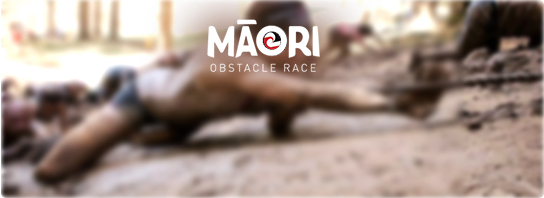 Maori Obstacle Race